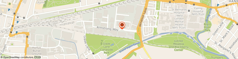 Route/map/directions to Toolstation - Southall, UB2 4SD Southall, Armstrong Way