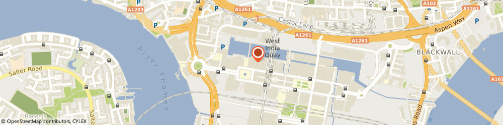 Route/map/directions to Hackett Ltd, E14 4QB London, 10 Cabot Square, Canary Wharf