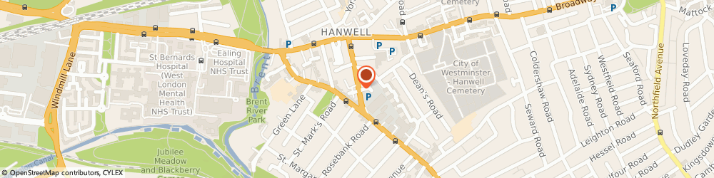 Route/map/directions to Ashley Consultancy Services Limited, W7 3TR London, 48 Boston Rd
