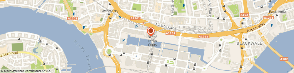 Route/map/directions to Invest Property Chic, E14 4EF London, 1 WSET INDIA QUAY, CANNARY WARF