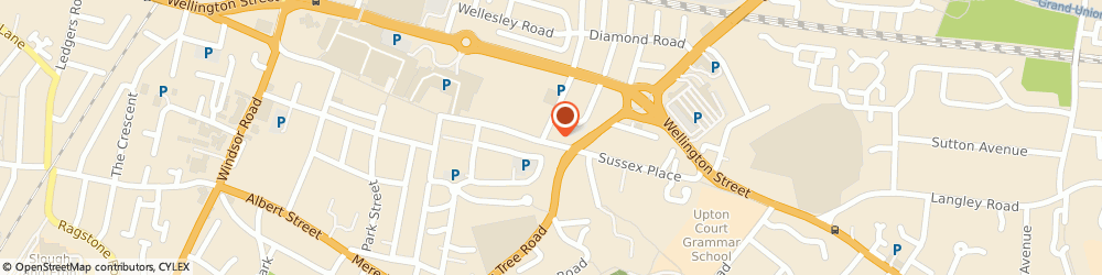 Route/map/directions to MYM Solicitors in Slough, SL1 1TX Slough, 329-331 High St