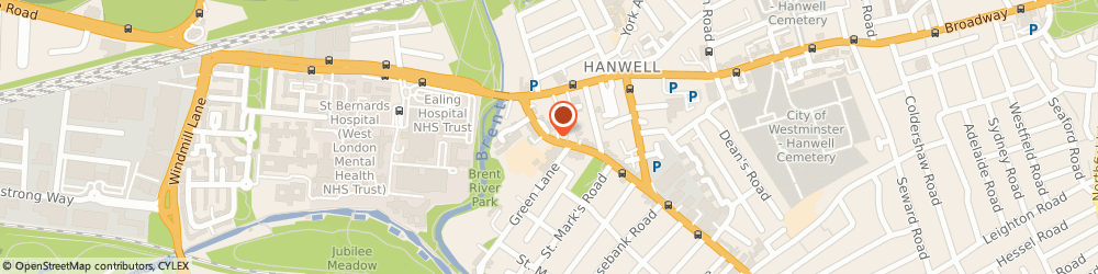 Route/map/directions to The Study Centre, W7 2NR London, 42 LOWER BOSTON ROAD