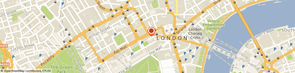 Route/map/directions to Chambers Of International Commerce, SW1Y 5EA London, 123 Pall Mall