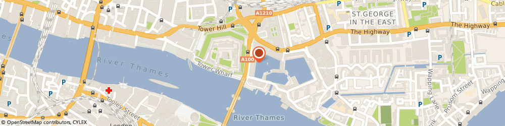 Route/map/directions to With Wise Ltd, E1W 1UN London, 1 St. Katherines Way