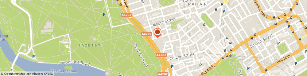Route/map/directions to A S Property Investements Ltd, NW1 6AS London, 3 PARK ROAD