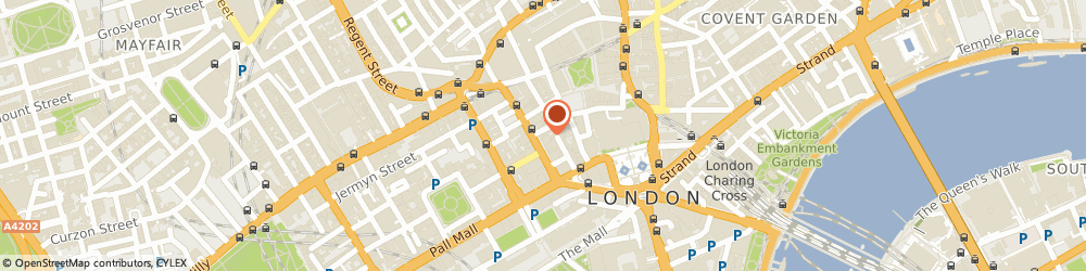 Route/map/directions to Stewart Title Limited, SW1Y 4BP London, 11 Haymarket
