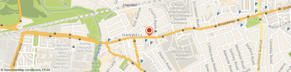Route/map/directions to Dmo Consultancy & Accounting Services Ltd, W5 5LB London, PARK HOUSE 111 UXBRIDGE ROAD