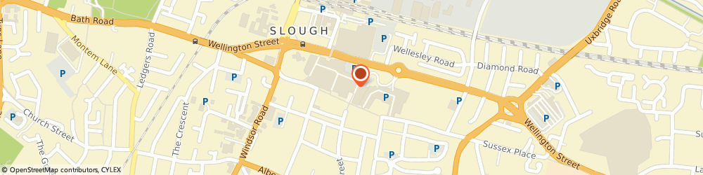 Route/map/directions to Vision Express Opticians - Slough, SL1 1DG Slough, 33-35 Curzon Mall