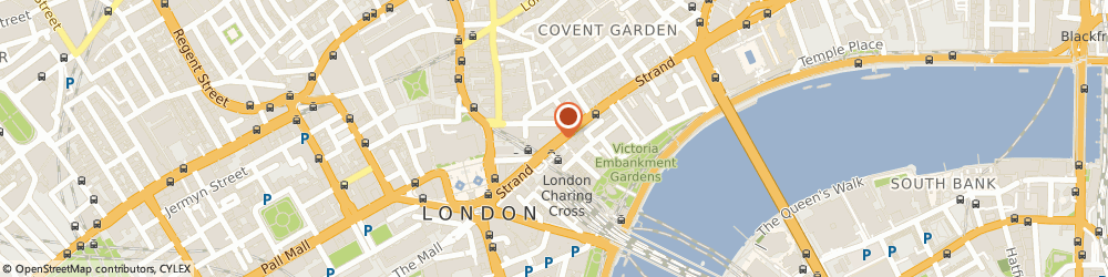 Route/map/directions to Tm Lewin & Sons Ltd, WC2R 0QN London, 437 STRAND, CHARING CROSS