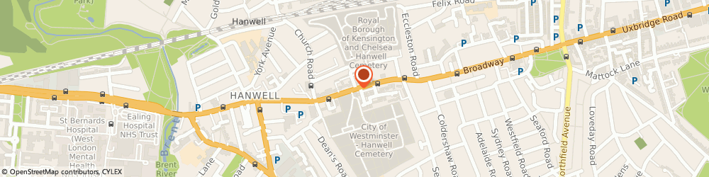 Route/map/directions to Junk & Disorderly, W7 3PP London, 4 Uxbridge Road