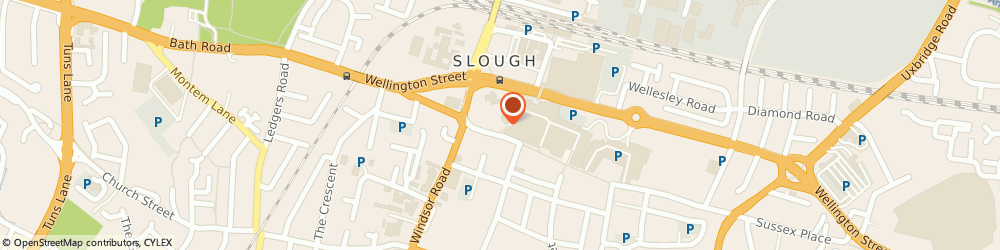 Route/map/directions to Oracle Medical Care Uk Limited, SL1 1XQ Slough, 7 Mackenzie Street