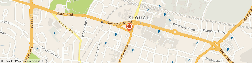 Route/map/directions to haart lettings agents Slough (Lettings), SL1 1EL Slough, 76 High Street