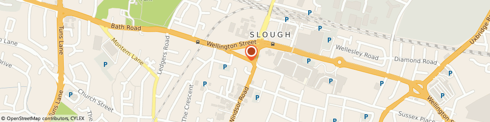 Route/map/directions to Spicerhaart Land & New Homes, SL1 1EL Slough, 76 High Street