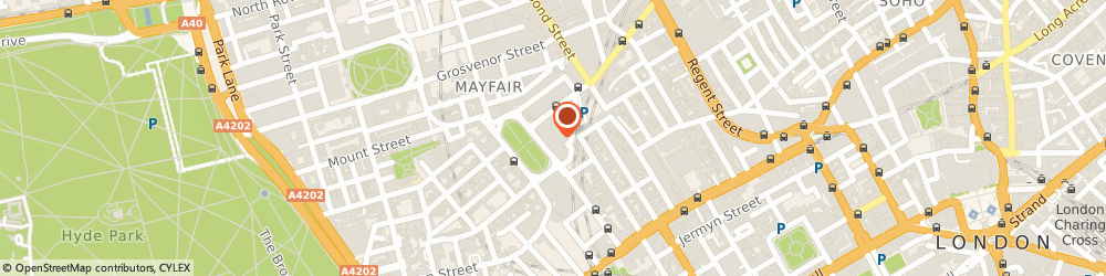 Route/map/directions to Building Surveying Solutions, W1J 6BD London, 2Nd Floor, Berkeley Square House, Berkeley Square, Mayfair