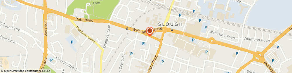 Route/map/directions to Intelliware, SL1 1EL Slough, REGAL COURT, 42 HIGH STREET