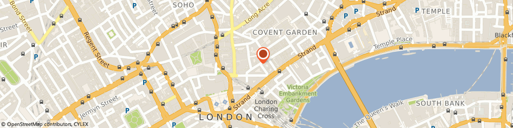 Route/map/directions to School of Wok, WC2N 4HG London, 61 Chandos Pl