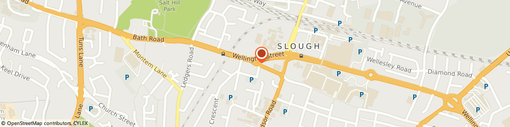 Route/map/directions to Prime Production Ltd - The World Is Listening, SL1 1DH Slough, 129-133 High St
