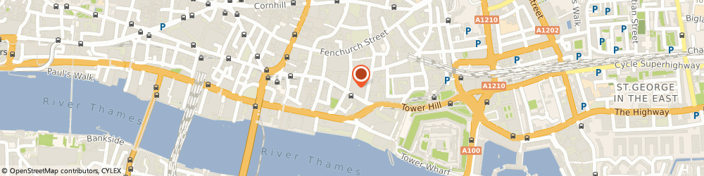 Route/map/directions to Crussh, EC3R 7AG London, The Minster Building 21 Mincing Lane