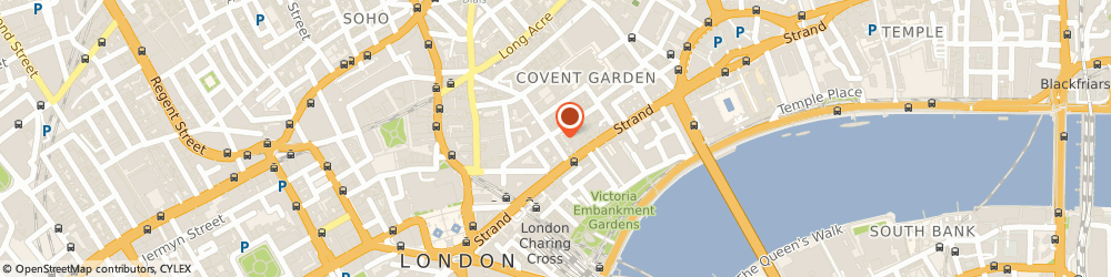 Route/map/directions to Mail Boxes Etc. Covent Garden, WC2E 9HA London, 43 Bedford Street