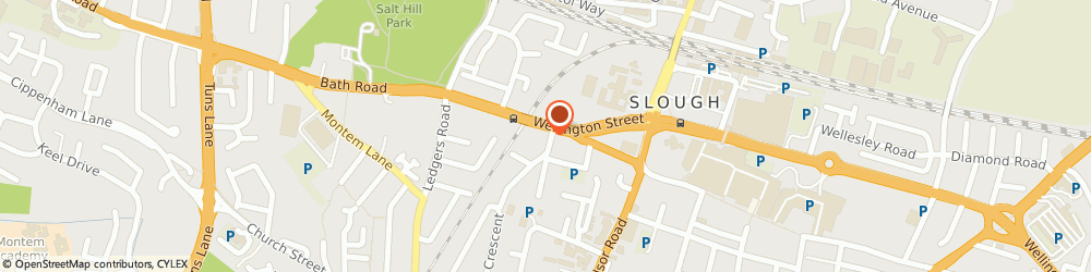 Route/map/directions to Sharma Express Logistics Ltd, SL1 2BY Slough, 14 Ibex House Burlington Rd
