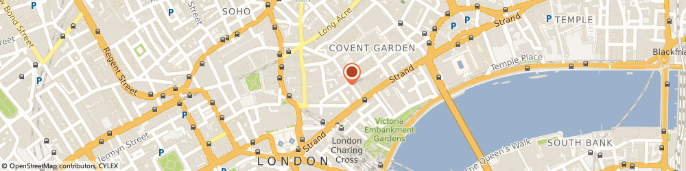 Route/map/directions to Sonia Friedman Productions, WC2N 4HG London, 5th Floor, 65 Chandos Place