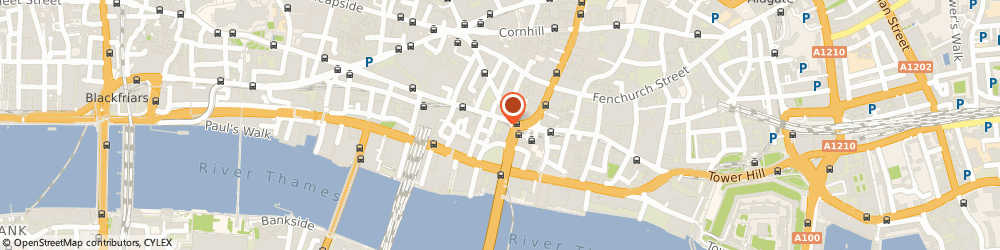 Route/map/directions to FOODKON LTD, EC4N 6AS London, Candlewick House, 4Th Floor, 120 Cannon Street