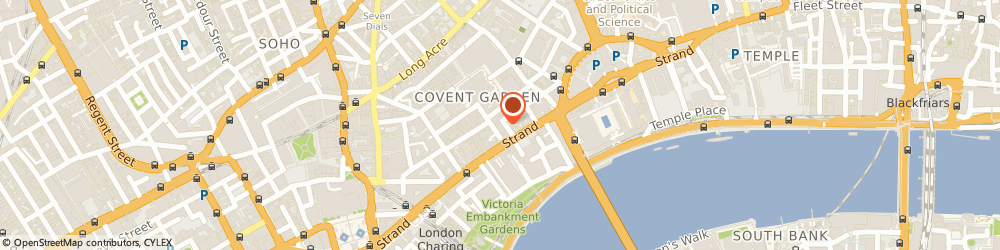 Route/map/directions to Cotswold Outdoor Covent Garden, WC2E 7HA London, 8 Southampton Street