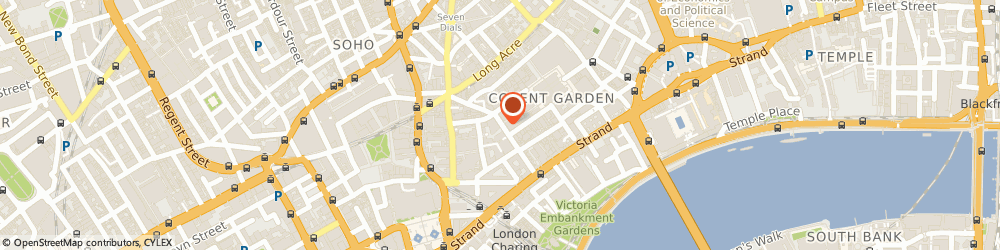 Route/map/directions to Skill Capital, WC2E 9ES London, 25 Bedford Street