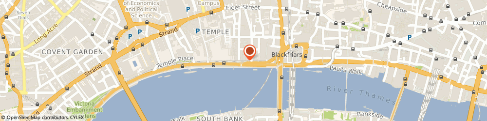 Route/map/directions to London Boat House Company, SW15 1LB London, 58 Victoria Embankment