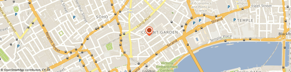 Route/map/directions to Smoothed Growth Investment Management UK Ltd, WC2E 8HN London, 15 King Street