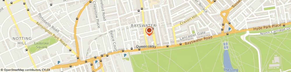 Route/map/directions to GVC Laptop, W2 4QJ London, 37 Queensway