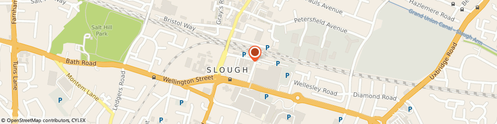 Route/map/directions to Spaces - Slough, Spaces The Porter Building, SL1 1FQ Slough, 1 Brunel Way