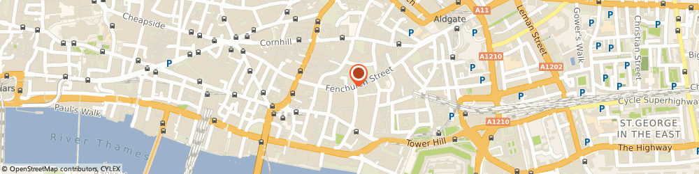 Route/map/directions to Easi Holdings Limited, EC3M 3JY London, Fenchurch Street