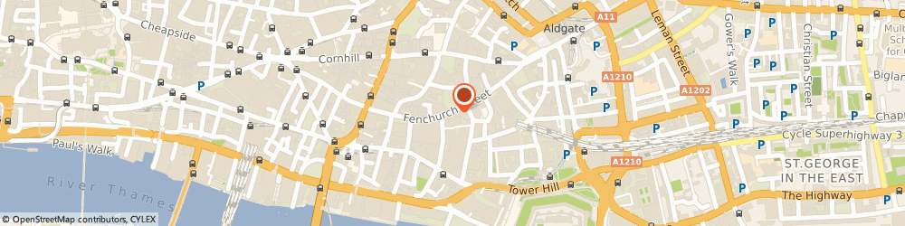Route/map/directions to Thompson Bros Insurance Consultants Ltd, EC3M 3JY London, 2Nd Floor, 50 Fenchurch Street