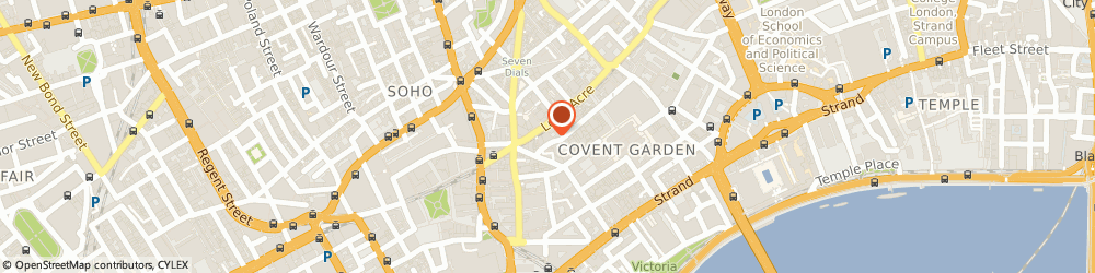 Route/map/directions to Corporate Dna Consulting Limited, WC2E 9DP London, Amadeus House 27B, Floral Street