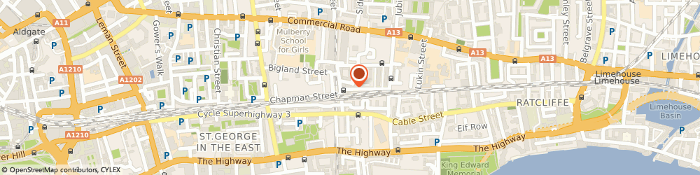 Route/map/directions to Emem Bike Store, E1 2PX London, 5 Martha St