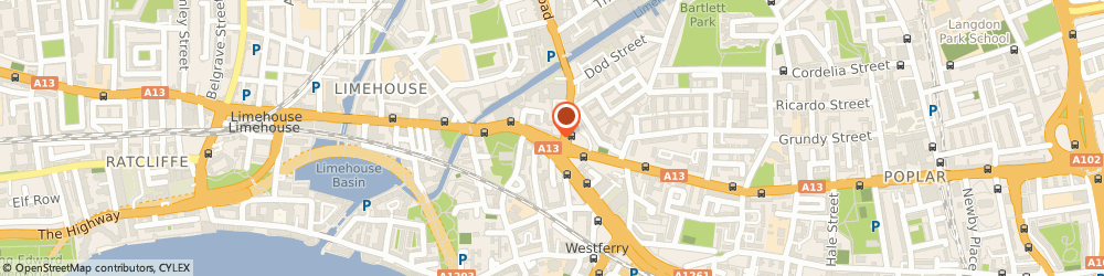 Route/map/directions to Royal Spice, E14 7HG London, 815 Commercial Road