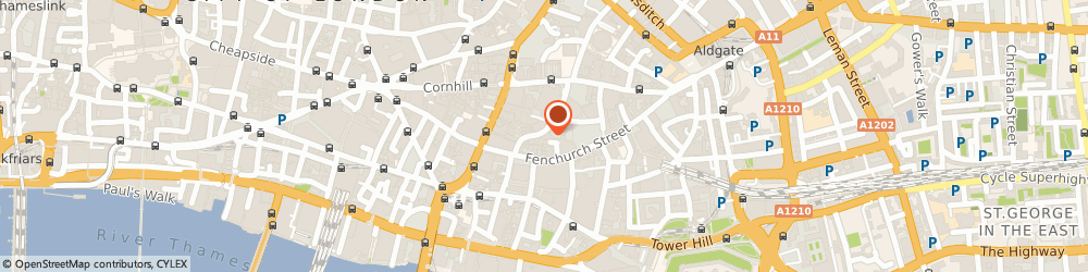 Route/map/directions to Shirts & Ties Venice, EC3M 7JJ London, 15 Cullum Street