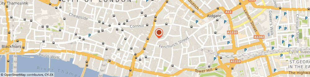 Route/map/directions to Bedales, EC3V 1LT London, 55 Leadenhall Market