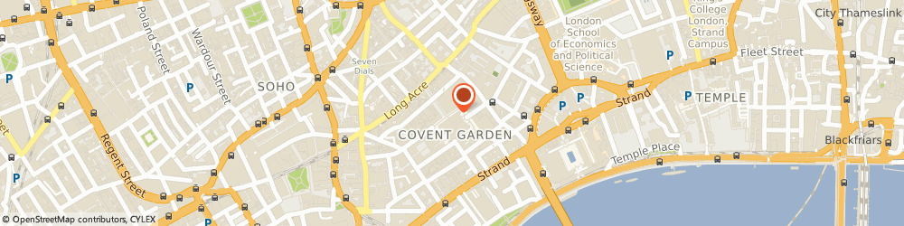 Route/map/directions to Regent Gifts, SW1P 3JX London, 43 THE MARKET, THE PIAZZA