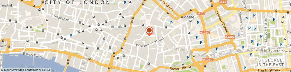 Route/map/directions to Everest Re-Insurance UK Branch Ltd, EC3M 5BS London, 40 Lime Street
