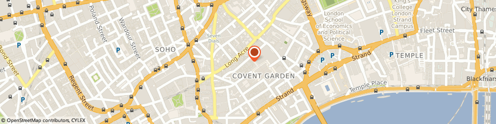 Route/map/directions to Ted Baker - LONDON, WC2E 9HW London, 9 -10 Floral Street