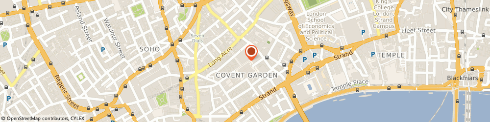 Route/map/directions to Lulu Guinness, WC2E 8HD London, 9 The Piazza