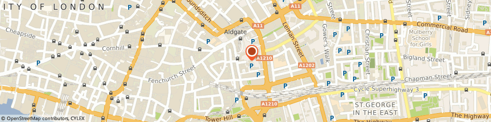 Route/map/directions to Hyperion Energy Limited, EC3N 1LQ London, 9 ST CLARE STREET