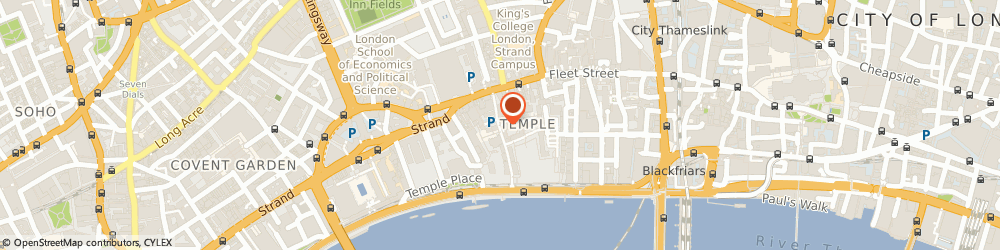 Route/map/directions to divorce barrister, EC4Y 7AJ London, 3 Pump Ct