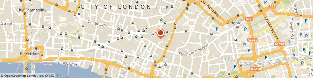 Route/map/directions to Cad & The Dandy, EC3V 9DJ London, 23 Birchin Ln
