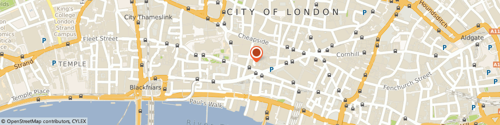 Route/map/directions to Berault Limited, EC4M 5SB London, 5Th Floor, Suite 1A, Watling House, 33 Cannon Street