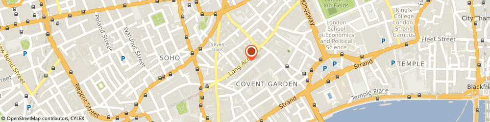 Route/map/directions to We'll Mind Your Own Business Ltd, WC2E 9LG London, 39 Long Acre