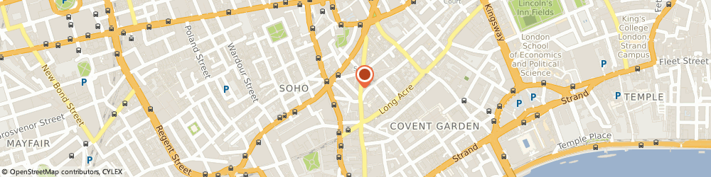 Route/map/directions to Libertine, WC2H 9NS London, 21 Tower St