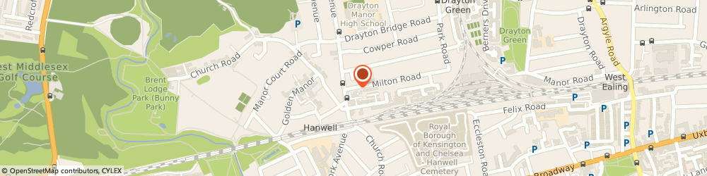 Route/map/directions to Tailormade Financial Planning Ltd, N6 5QD London, FLAT 1, 16 MILTON ROAD